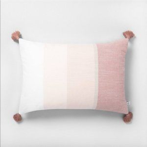 New Colorblock Throw Pillow from Hearth & Hand